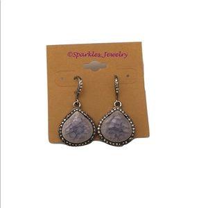 Chloe + Isabel Misty Morning Drop Earrings